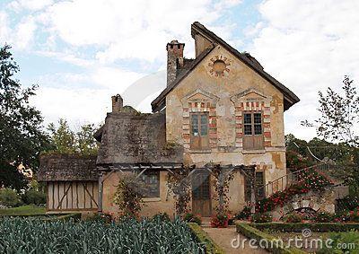 Marie Antoinette's cottage, Versailles