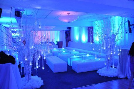 Alana's Winter Wonderland Bat Mitzvah Celebration - Party Favorites - Event Planning Resource - BAR MITZVAHS WEDDINGS BAT MITZVAHS SHOWERS SWEET 16s