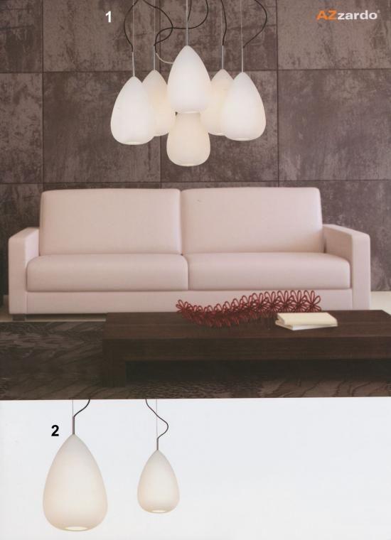 Svietidlá.com - Azzardo - Mirage - Moderné svietidlá - svetlá, osvetlenie, lampy, žiarovky, lustre, LED