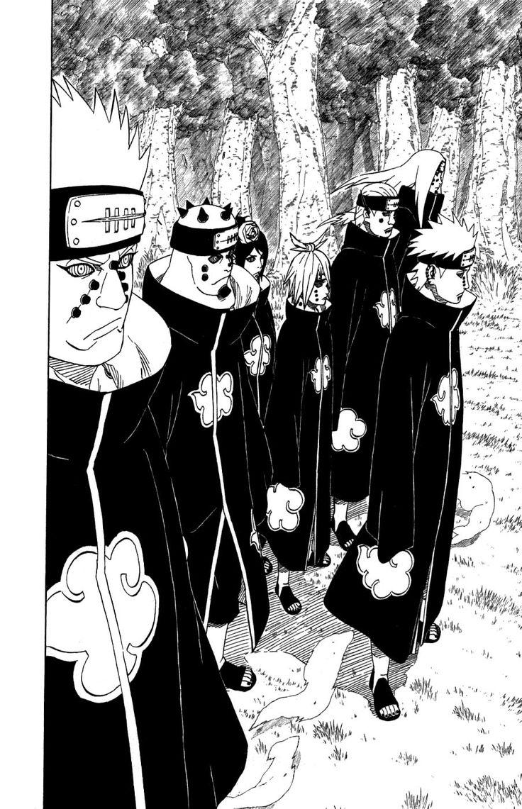Naruto Manga 418 Español Online HD Descargar Gratis