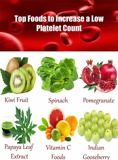 List Of Foods To Increase White Blood Cell Count