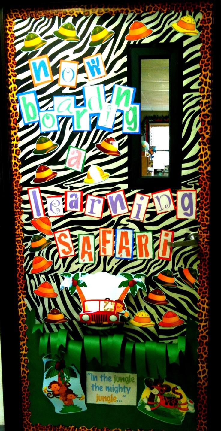 Door to my classroom! :]