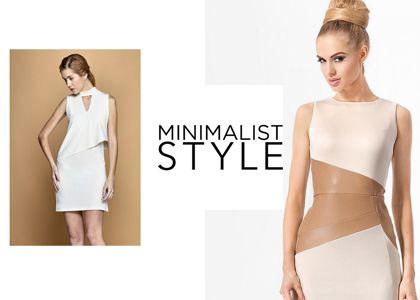 Less is more - asa s-ar traduce stilul minimalist, iar acest