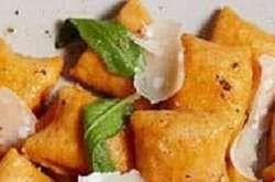 Gabonamentes, alacsony szénhidráttartalmú diétás finomság, sütőben sütve. Kívül ropogós, belül puha és könnyű. Fokhagymás, fűszeres ...