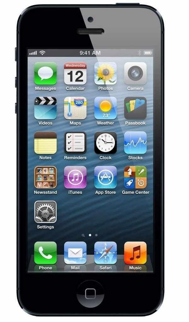 Apple iphone 5 black good condition unlocked 16GB