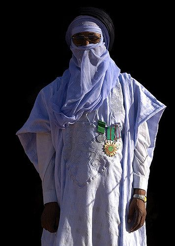 The Tuareg are a Berber nomadic pastoralist people, sometimes called the « blue…