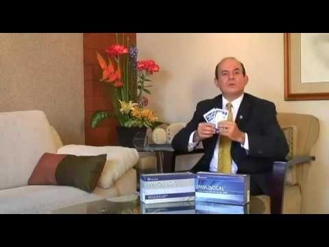 IMMUNOCAL E IMMUNOTEC presentado x el DR  RICARDO GARCIA PELAYO Joel Mar...