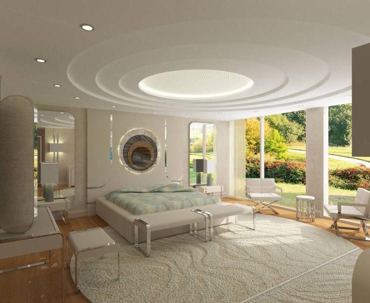 15300 Misia Residence : Modern Yatak Odası Inan AYDOGAN /IA Interior Architects