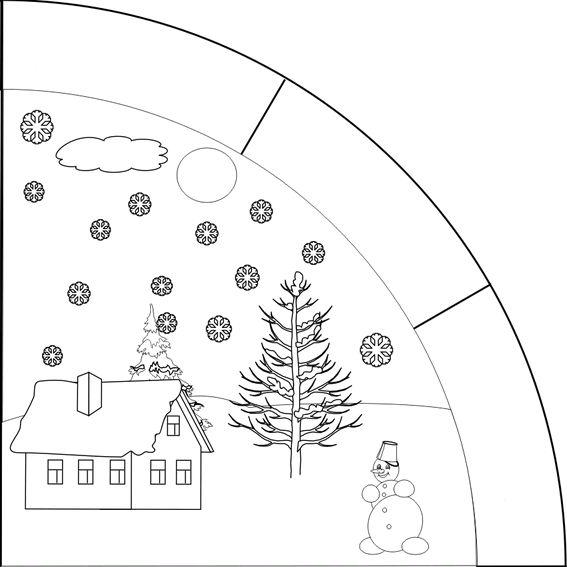 48 best Thema seizoenen voor kleuters / Seasons theme for