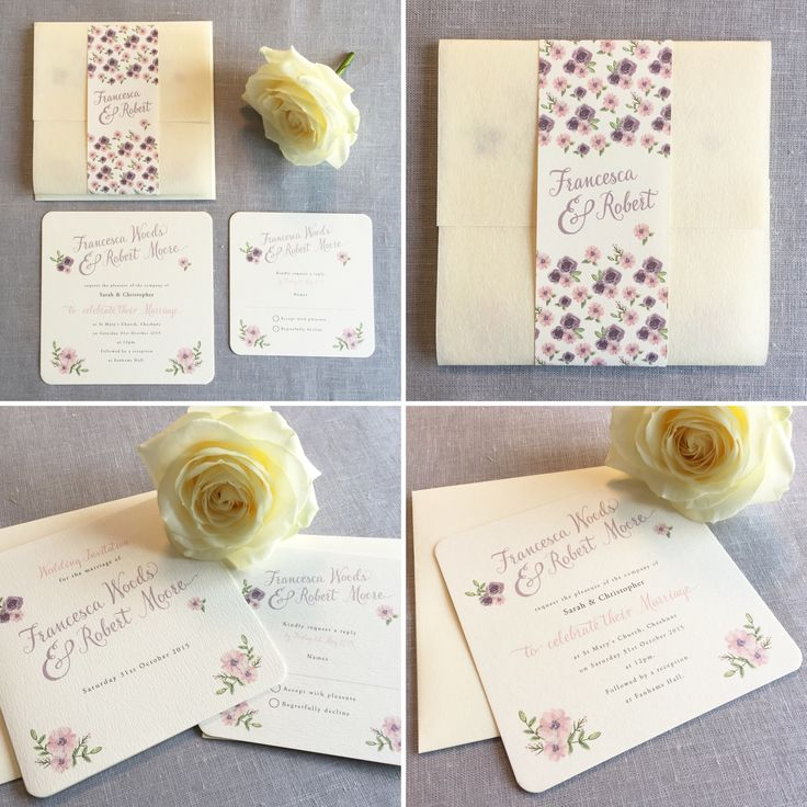 65 best Invites images on Pinterest | Invites, Wedding stationery ...
