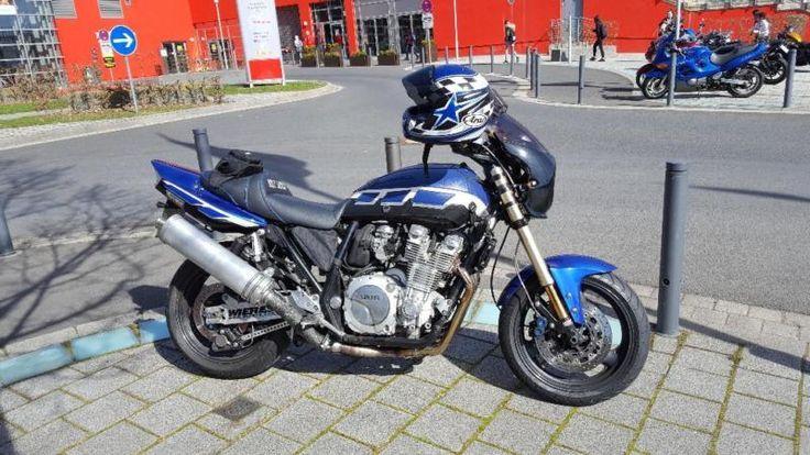 Hallo,<br /><br />ich biete hier meine wunderbare XJR an. Seit 2008 begleitet sie mich und ich kann...,Yamaha XJR 1300 SP Fahrwerkstuning, R1 USD Gabel, 130 PS, uvm. in Rheinland-Pfalz - Nickenich