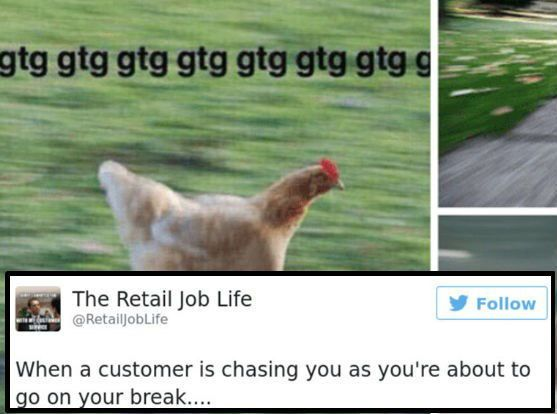 14 Painfully Relatable Posts About Working In Customer