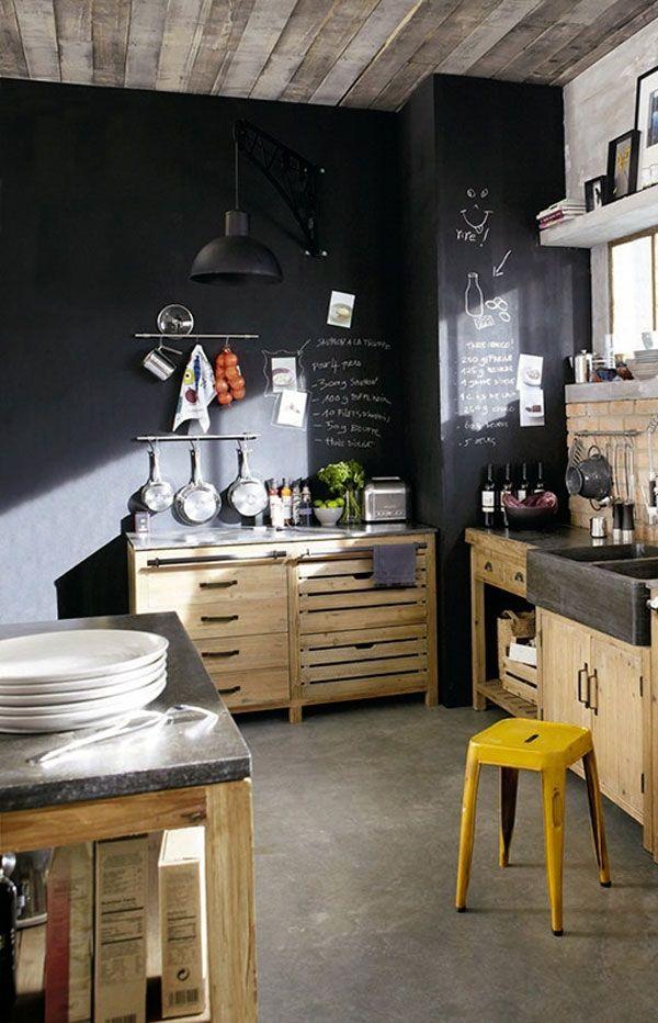 Gemütlich Und Chic Küche Design Ideen Auf Pinterest Küche Sollte Man über  Tasten Durch Solche Plüsc