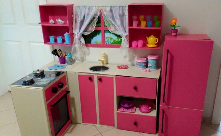 pingl par camille villapando sur diy for kids pinterest carton jouets en carton et. Black Bedroom Furniture Sets. Home Design Ideas