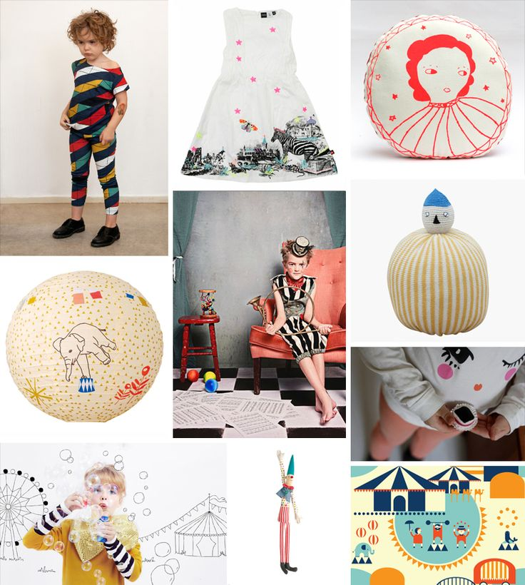 Circus Play – pattern observer trend, April 2013