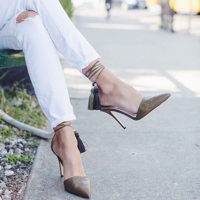 18 Must-Follow Instagrams for Ultimate #ShoeInspo via Brit + Co.