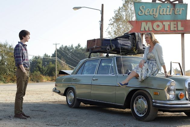 Behind the Times Blog: On Time Tuesdays: Bates Motel