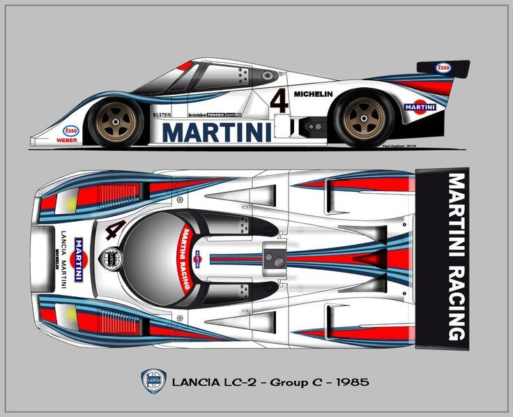 Lancia LC-2