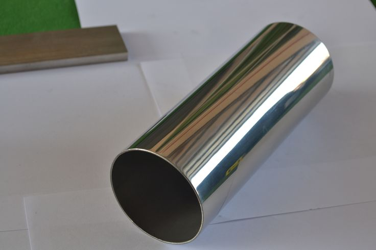 Vinmay ASTM A554 stainless steel  Mirror Polishing Tube
