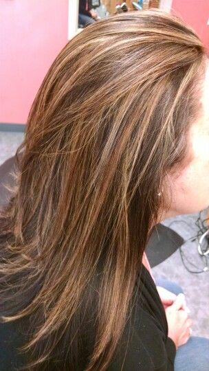 highlight cover grey hair