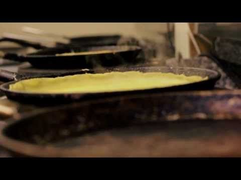 ▶ How to make pancakes, indulging in pancakes since 1961 by Quality Cottages - YouTube