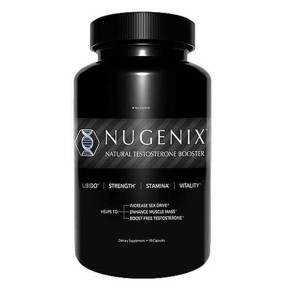 Nugenix Free Testosterone Booster Increase Muscle & Energy 90 Capsules #Nugenix