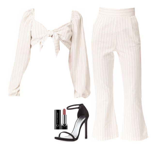 """""""Selena Gomez Inspired Outfit"""" by daniellakresovic ❤ liked on Polyvore featuring Stone_Cold_Fox, Stuart Weitzman and Marc Jacobs"""