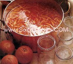 Mermelada de naranjas