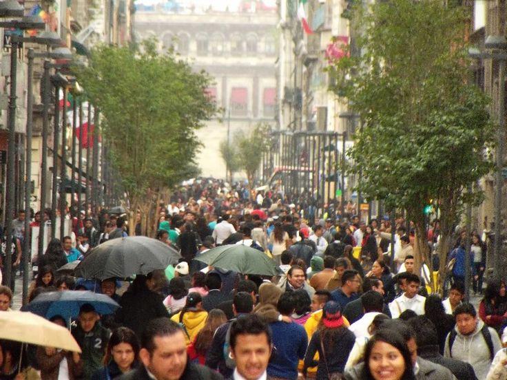 Ciudad de México, el centro histórico más grande de América - http://revista.pricetravel.co/viaja-por-america/2016/03/18/ciudad-de-mexico-centro-historico/
