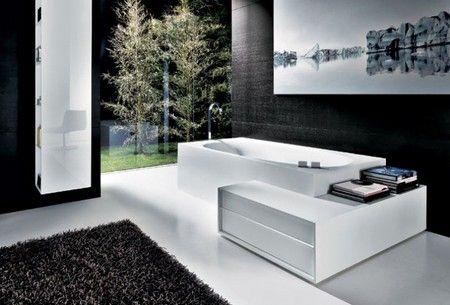 Decoração de interiores para casas modernas