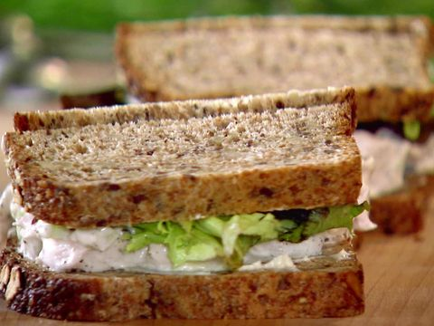 inas tarragon chicken salad video food network foodnetworkcom - Food Network Com Barefoot Contessa Recipes