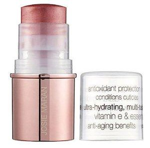 Josie Maran Argan Mini Color Stick Rosey 0.21 oz by Josie Maran. $12.00. What it does: This dual-purpose lip and cheek color provides flattering, subtle color while treating the skin with Josie Maran's signature Argan oil. To be used as a blush or lip color, the color stick leaves a natural and long-lasting dewy finish that complements any skintone while repairing and replenishing the skin.. Ingredients Prunus Armeniaca (Apricot) Kernel Oil**, Argania Spinosa ...