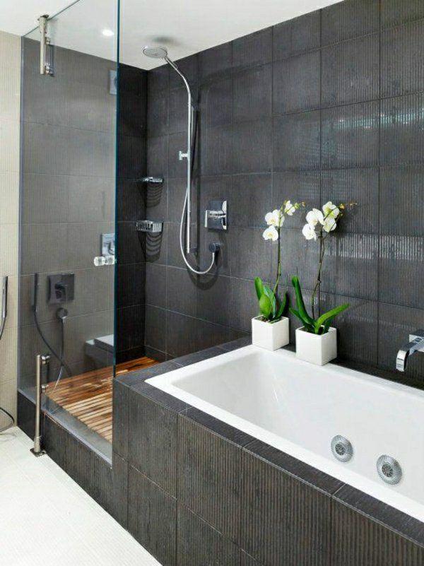 Πάνω από 25 κορυφαίες ιδέες για Duschabtrennung badewanne στο - badezimmer badewanne dusche