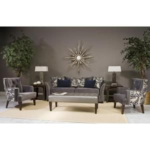 Made To Order Kate Apartment Sofa Set