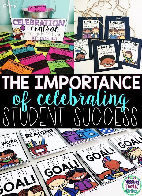 Celebrate student success with very little time and without breaking the bank!
