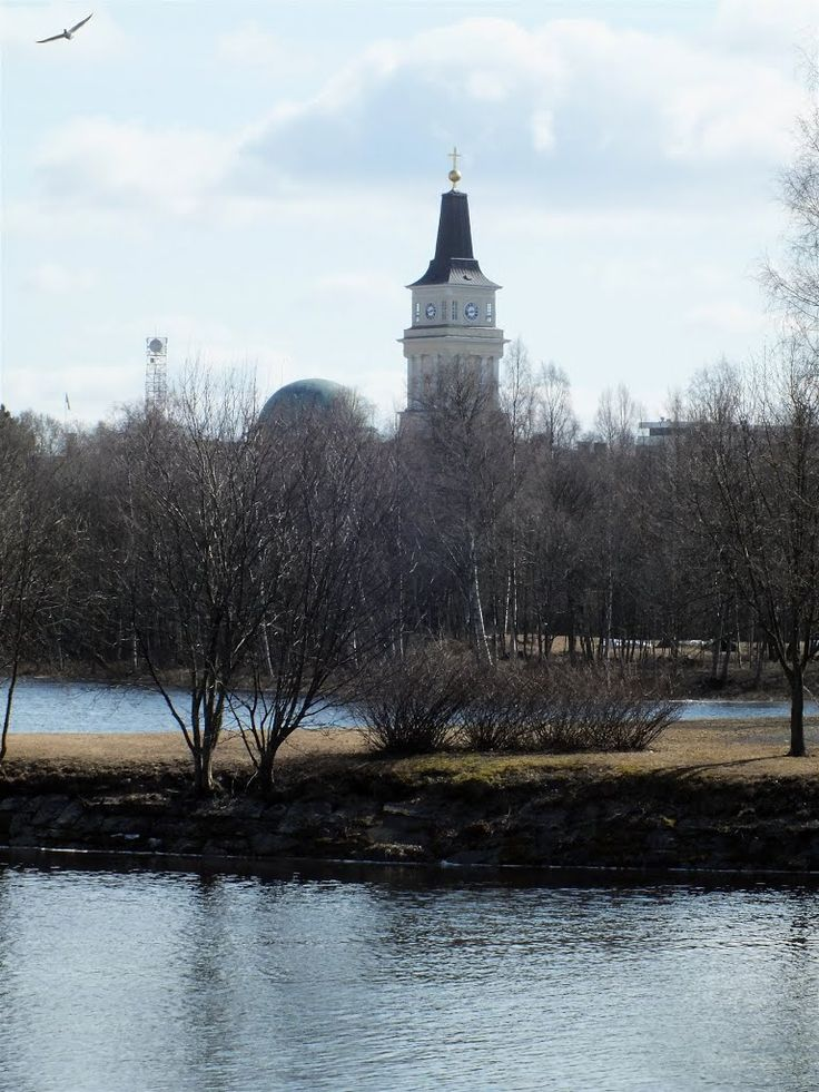 Finland, Oulu Tuomiokirkko