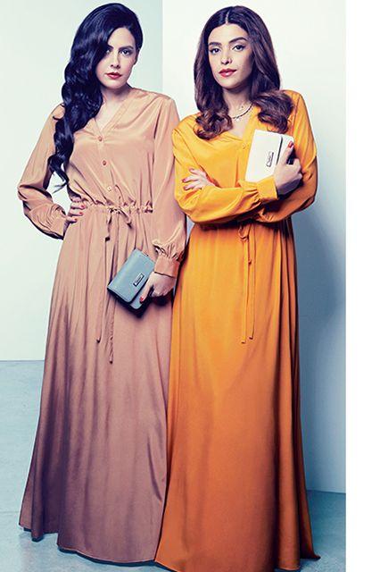 DKNY Debuts A Ramadan Collection, & It's Pretty Darn Beautiful #refinery29  http://www.refinery29.com/2014/07/70660/dkny-ramadan-collection#slide1