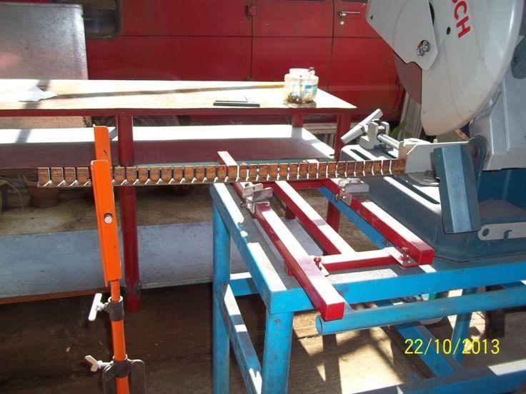 Tapas metálicas para tinacos  - ¿Quieres ver más trabajos de Carpintería Metálica, Soldadura y Herrería? Visita: http://www.hechoxnosotrosmismos.com/f21-carpinteria-metalica-soldadura-y-herreria/