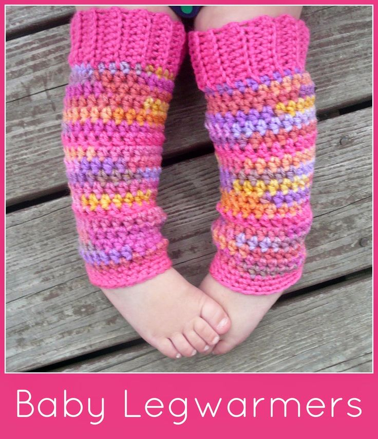 Danyel Pink Designs: FREE PATTERNS baby legwarmers and many others