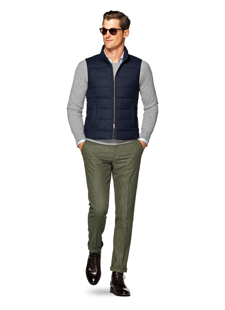 Green Chino B805 | Suitsupply Online Store