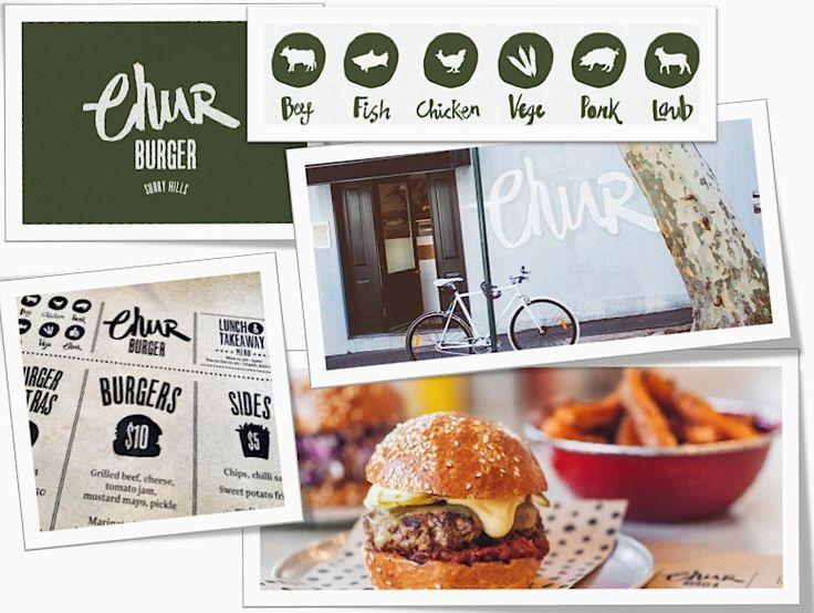 Chur Burger: Surry Hills