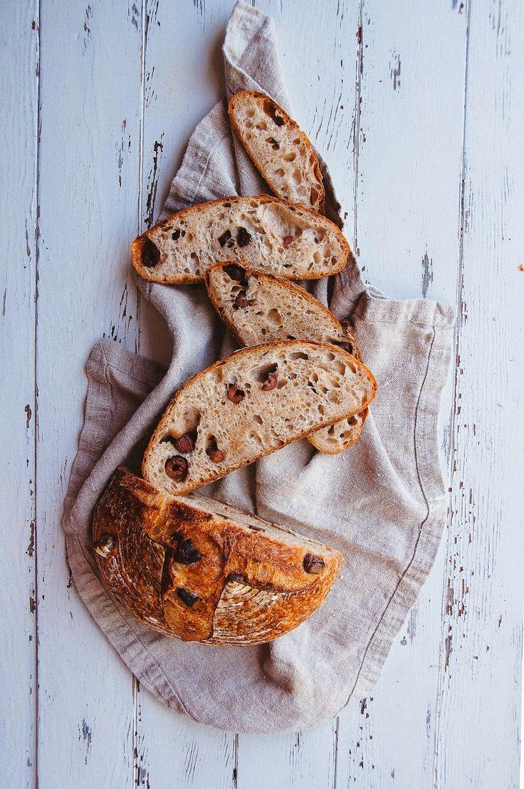 Kalamata Olive Bread   Hint of Vanilla