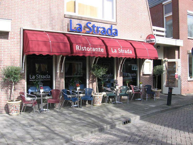 Italiaans Mediterraans Restaurant La Strada Nieuwstraat Berkel en Rodenrijs