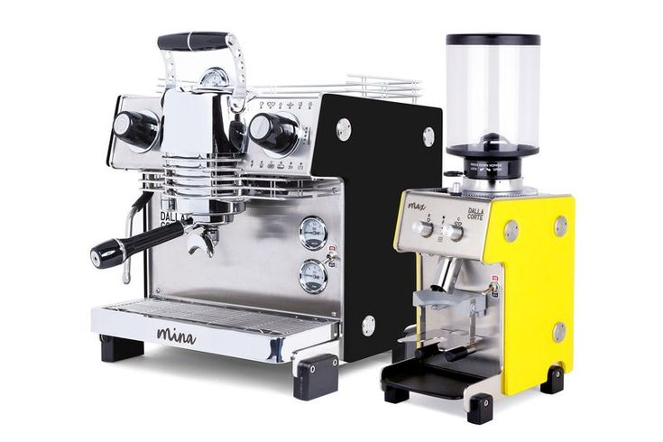 The Dalla Corte Mina espresso machine.Source: Clive Coffee -The Best Gadgets From Our Favorite Tech Trends of 2017 - Bloomberg