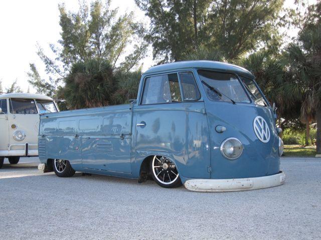 Slammed 1960 VW