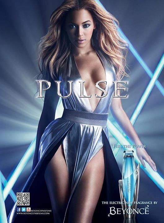 Pulse   Beyoncé Parfums