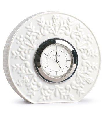 TABLE CLOCK-LOGOS