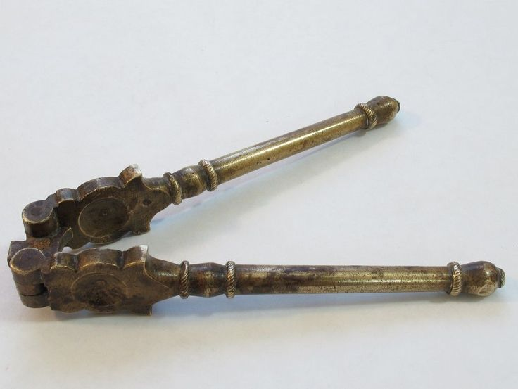 Nutcrackers brass tongs, Imperial Russia before 1917, Yekaterinburg region, 18th | eBay