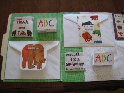 Lapbook - Brown Bear