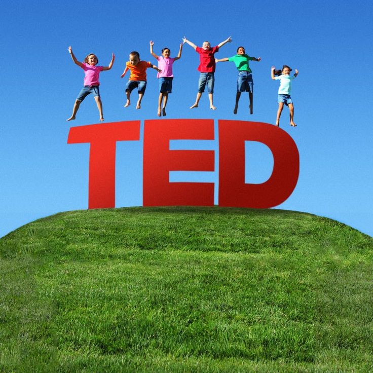 TED Talks for kids. For those breaks from playing Minecraft.